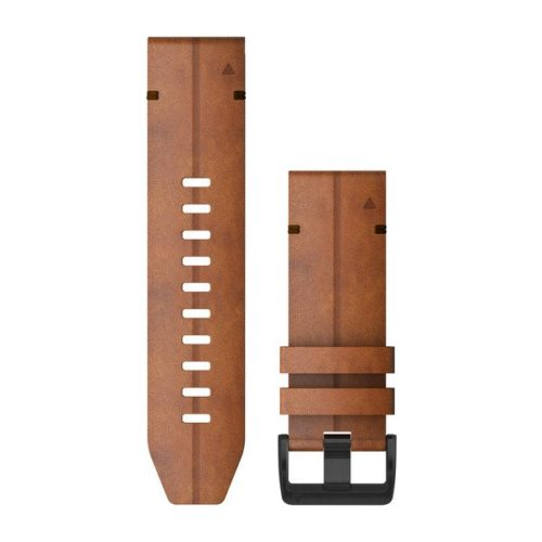 QuickFit 26 Watch Band Chestnut Leather