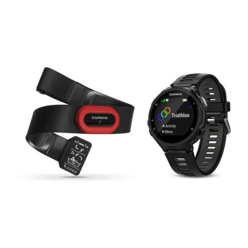 Forerunner 735xt Black & Gray Run Bundle